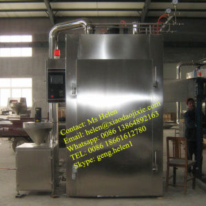 Stainless Steel Meat Smoking Machine Smokeoven Meat Smoker Machine pictures & photos