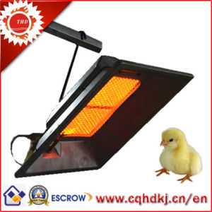 Hanging Infrared Poultry Farm Chicken Biogas Heater Gas Brooder