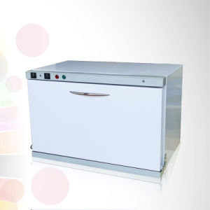 Hot Towel Cabinet with UV Light pictures & photos