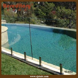 Square Stainless Steel Frameless Pool Fencing for Australia (SJ-162) pictures & photos