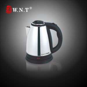 Cordless Stainless Steel Electric Water Kettle (ET603)