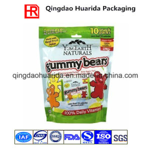 High Quality Stand up Plastic Food Packaging Bag for Snack pictures & photos
