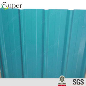 Color Coated Galvanized Iron Metal Roofing Sheet pictures & photos