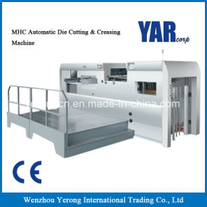 Mhc Series Automatic Die Cutting & Creasing Machine with Stripping (heating system) pictures & photos
