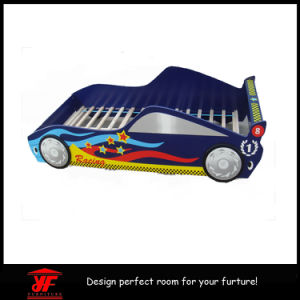 Latest Design Cheap Wooden Child Furniture Kid Car Bed