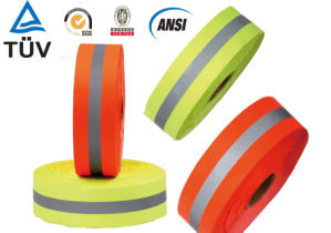Flame Retardant Reflective Tape with Npfa Certificate (5002-1A) pictures & photos