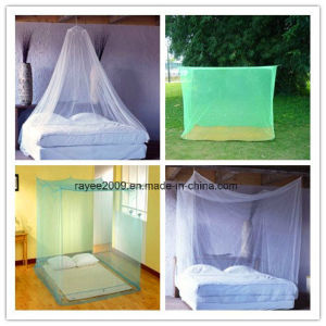 Hanging Queen Size Bed Mosquito Net pictures & photos