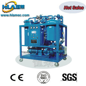 Waste Compressor Oil Vacuum Heating Demulsification Recycling Machine pictures & photos