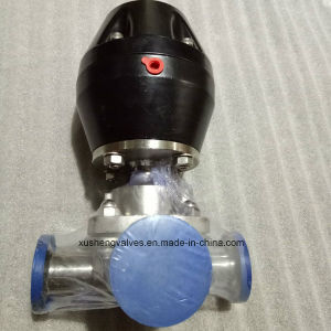 """1"""" Stainless Steel Ss316L Hand Diaphragm Membrance Valve pictures & photos"""