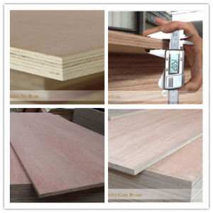 2mm - 25mm Mahogany Bintangor Commercial Plywood pictures & photos
