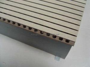 Wooden Slat Acoustic Panel