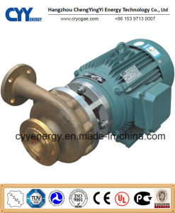 Cryogenic Liquid Oxygen Nitrogen Argon Centrifugal Pump with Factory Price pictures & photos