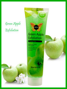 Green Apple Firming Exfoliator Peeling off pictures & photos