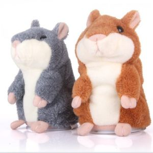Super Soft and Stuffed Plush Hamster Toy pictures & photos