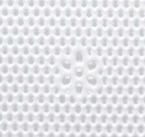Flower Shap Perforated PE Film for Lady Pad Top Sheet pictures & photos