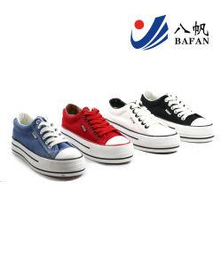 (BFM0332) Canvas Shoes Casual Shoes Women Shoes pictures & photos