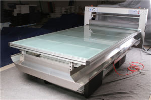 MEFU MF1325-B4 Large Format Flatbed Laminating Machine for Flax and Rigid Materilas Flatbed Laminator pictures & photos