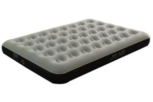 Flocked Double Air Bed