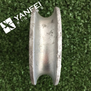 8mm Hot DIP Galvanized Round Type Thimble pictures & photos