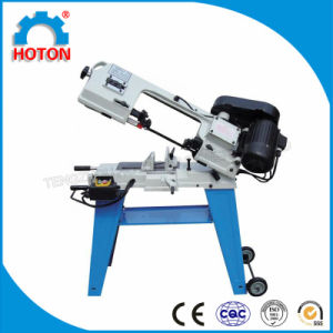 Mini Small Portable Bench Metal Band Saw (BS-115) pictures & photos