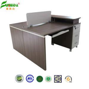Modern Design Wooden Office Desk pictures & photos
