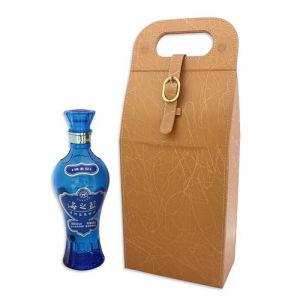 Simple Fashion Cardboard Wine Box (CL-G33)