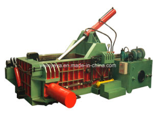 Hydraulic Copper Metal Baler for Recycling pictures & photos