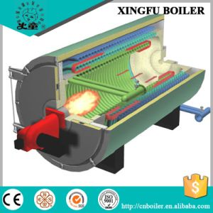 Gas Fired Thermal Oil Boiler for Asphalt Heating/Rubber/Plywood pictures & photos