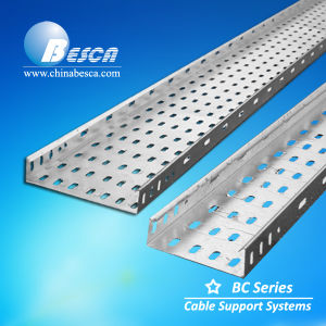 Pregalvanized Steel Perforated Cable Tray