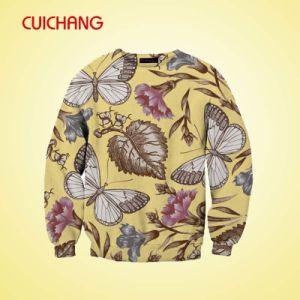 Sublimation Crewneck Sweatshirt Custom pictures & photos