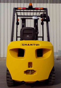 Container RC Diesel Engine Forklift Truck with Japan Isuzu Engine pictures & photos