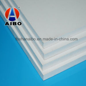 White Solid High Quality Display PVC Foam Board HDPE Sheets pictures & photos