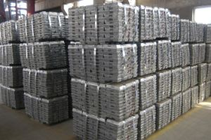 China Supplier Al Ingot 99.7% pictures & photos