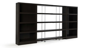 Simple and Strong MDF Bookshelf (BS-320)