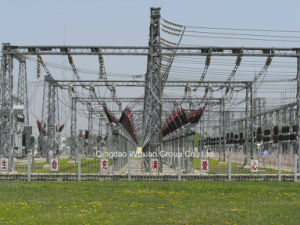 Ehv Uhv Power Transmission Transformation Substation Structure pictures & photos