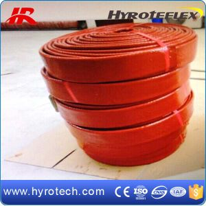 Fiberglass Insulation Sleeve Coated Silicone pictures & photos