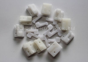 Nylon Plastic Part CNC Machining Turning and Plastic Injection Mold Part pictures & photos