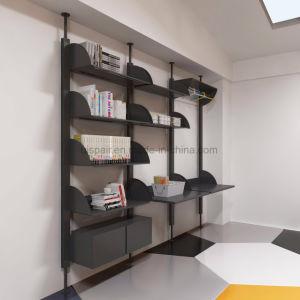 Uispair Decorative Space Partititon Newspaper Magazine Rack Book Rack Bookcase pictures & photos
