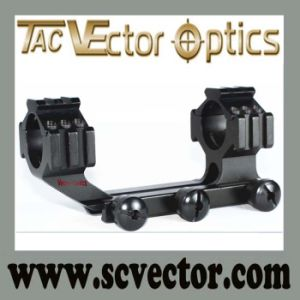 Vector Optics Tactical 30mm One Piece Weaver Mount Ring with Triple Picatinny Rail pictures & photos