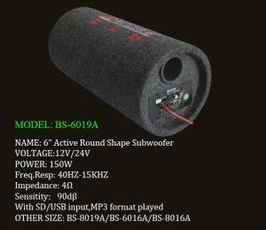 Subwoofer Car Audio (BS-6019A)