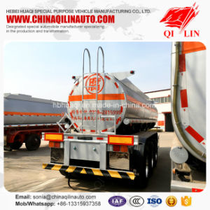 Best Sale Chemical Liquids Tank Semi Trailer Made in China pictures & photos
