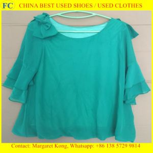 The Best Selling Used Clothes with Best Desgins (FCD-002) pictures & photos
