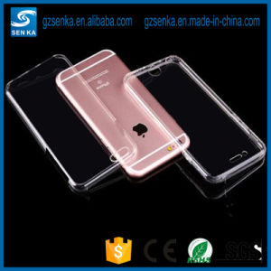 360 Degrees Full Cover TPU Crystal Clear Case for Samsung A7 2017 pictures & photos