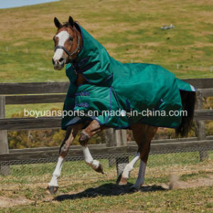 Ripstop Polyester Horse Blanket for Winter pictures & photos