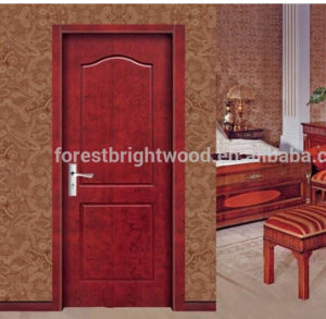 Affordable Melamine Molded Wooden Door pictures & photos