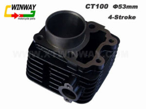 Ww-9157 Motorcycle Part, CT100 Motorcycle Cylinder, pictures & photos