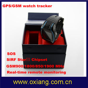 Child Personal Tracking System GPS Bracelet Tracker pictures & photos