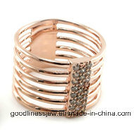 Silver Fashion Rhodium Ring for Customed Design Jewelry R9984-6 pictures & photos