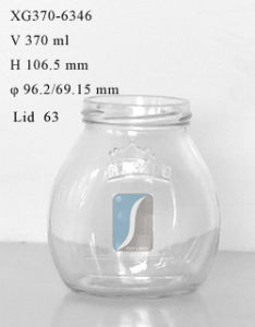 370ml Glass Bottles, Glass Jar, Food Glass Bottles for Wholesale pictures & photos