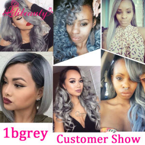 Peruvian Dark Root Human Hair Ombre Weave pictures & photos